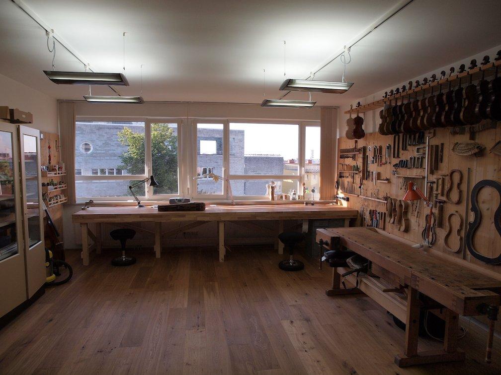 Unser neues Atelier