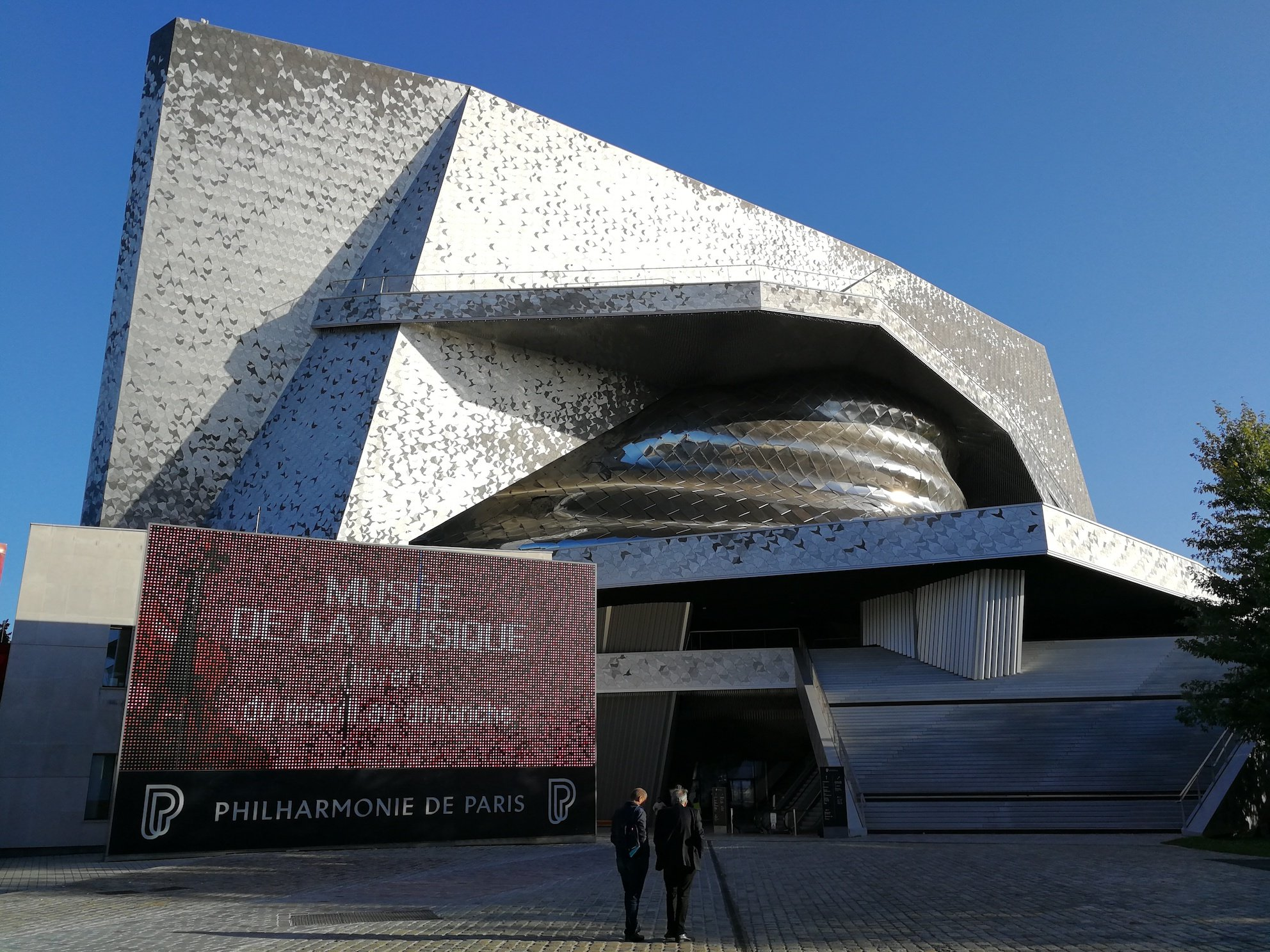 Working Day der EILA im Musée de la Musique de Paris
