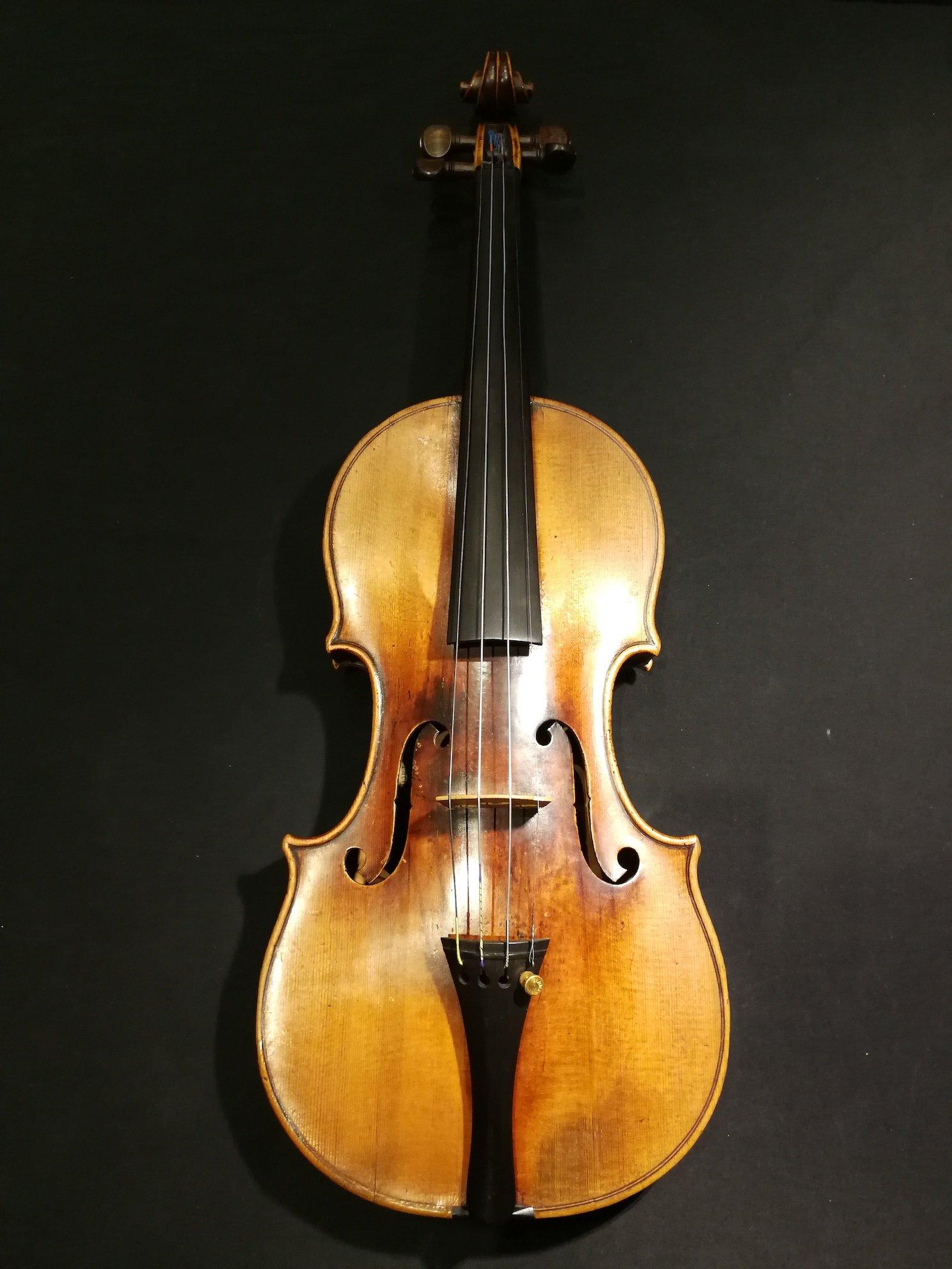 """""""Queux de Saint-Hilaire"""" Stradivari von ca. 1692"""