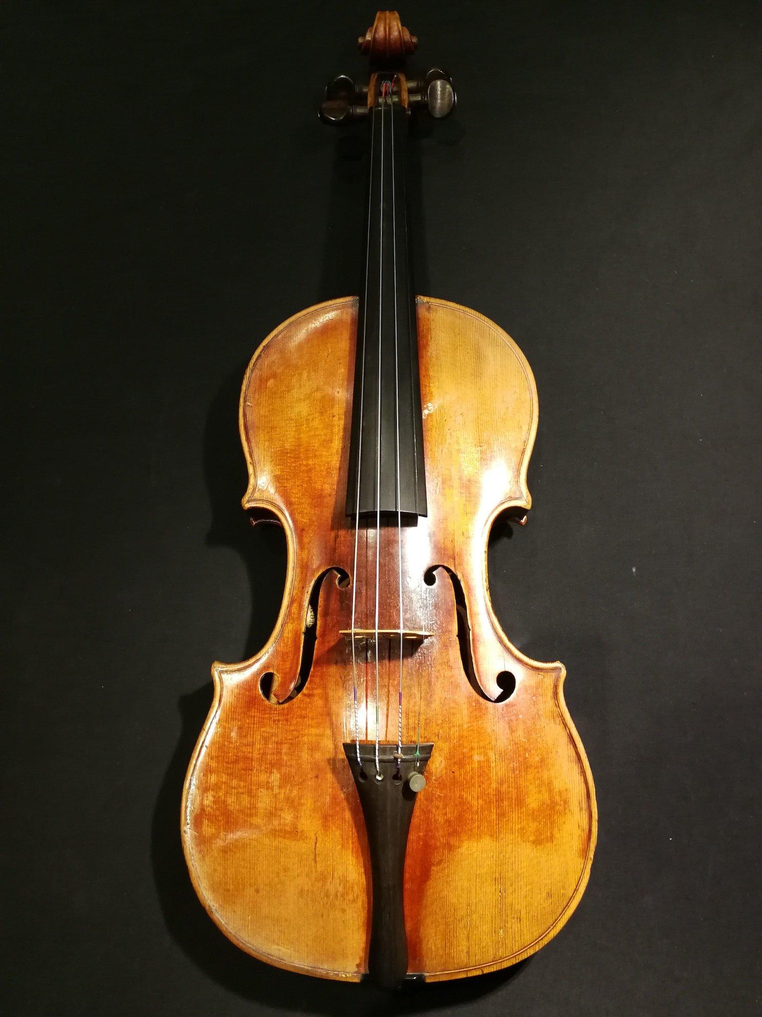 """""""Tua"""" Stradivari von 1708"""