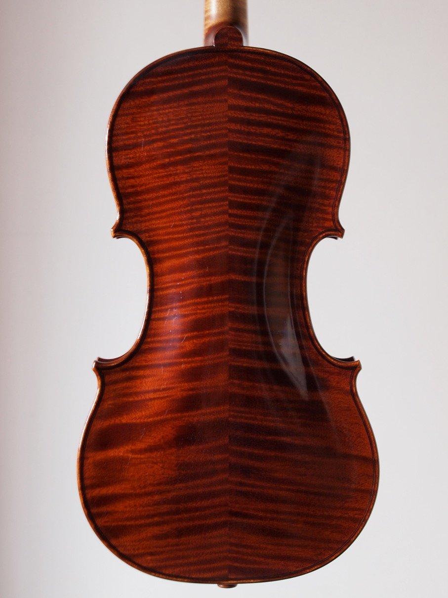 Baroque violin model Jacob Stainer anno 1679