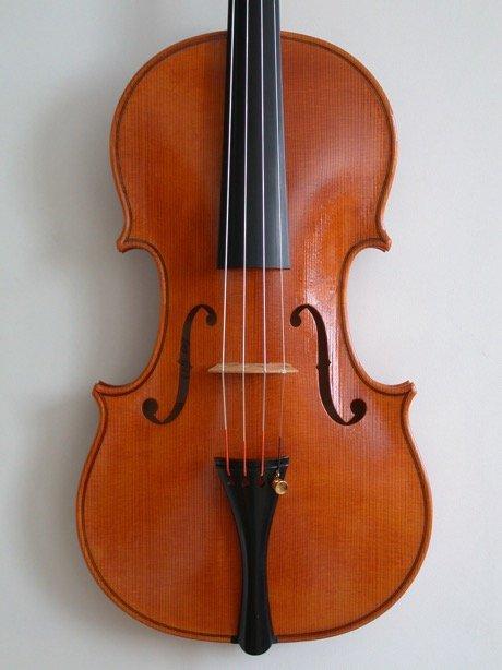 Violine 2013, based on own model