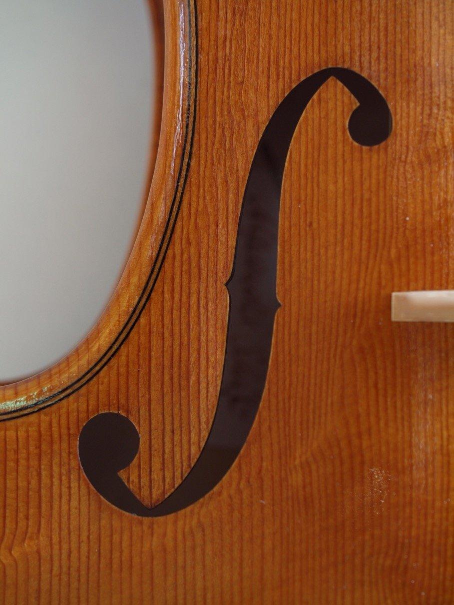Violin 2014, based on own model