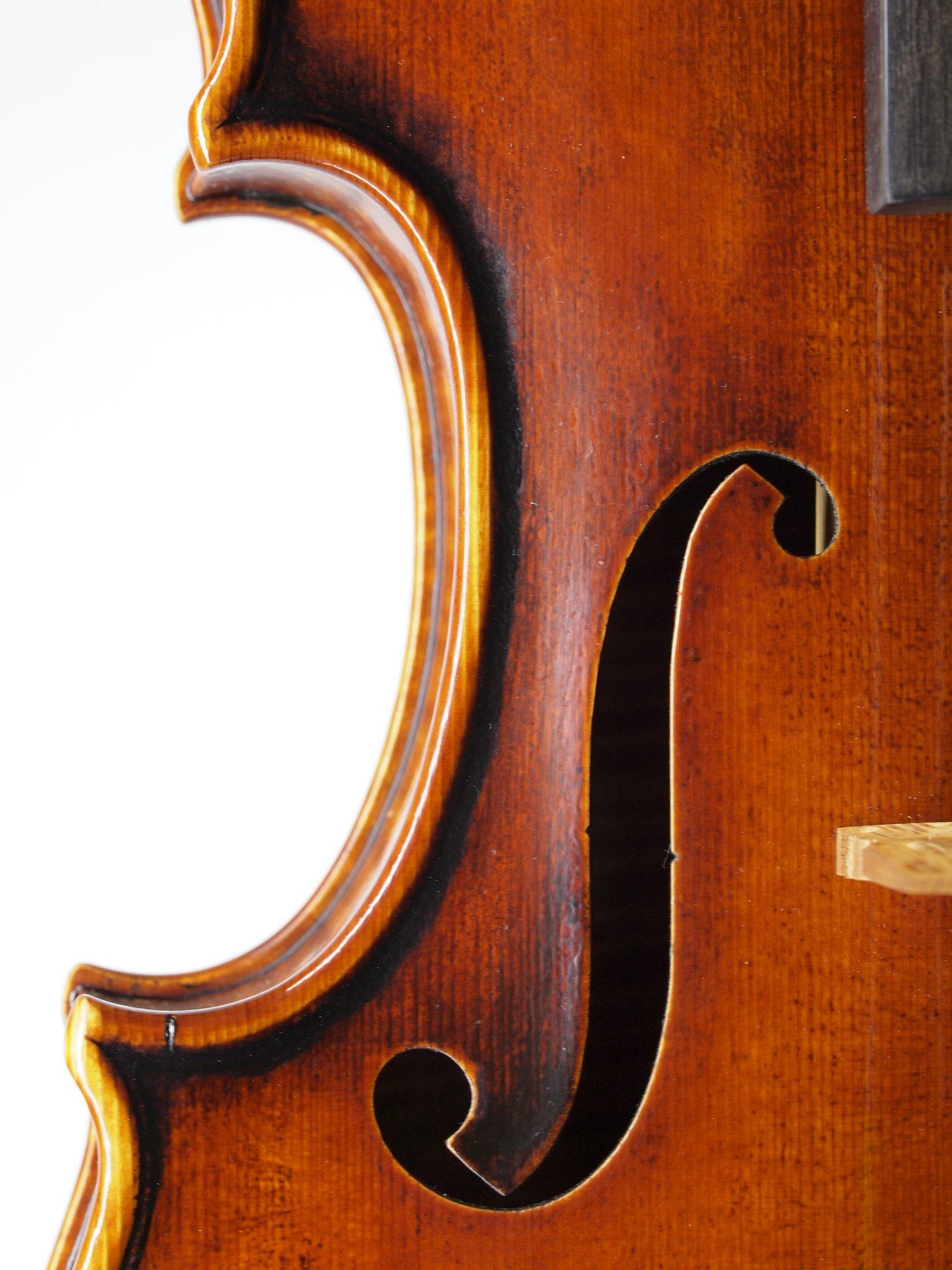 Kopie einer Violine von Enrico Giuseppe Rocca, Genua 1901
