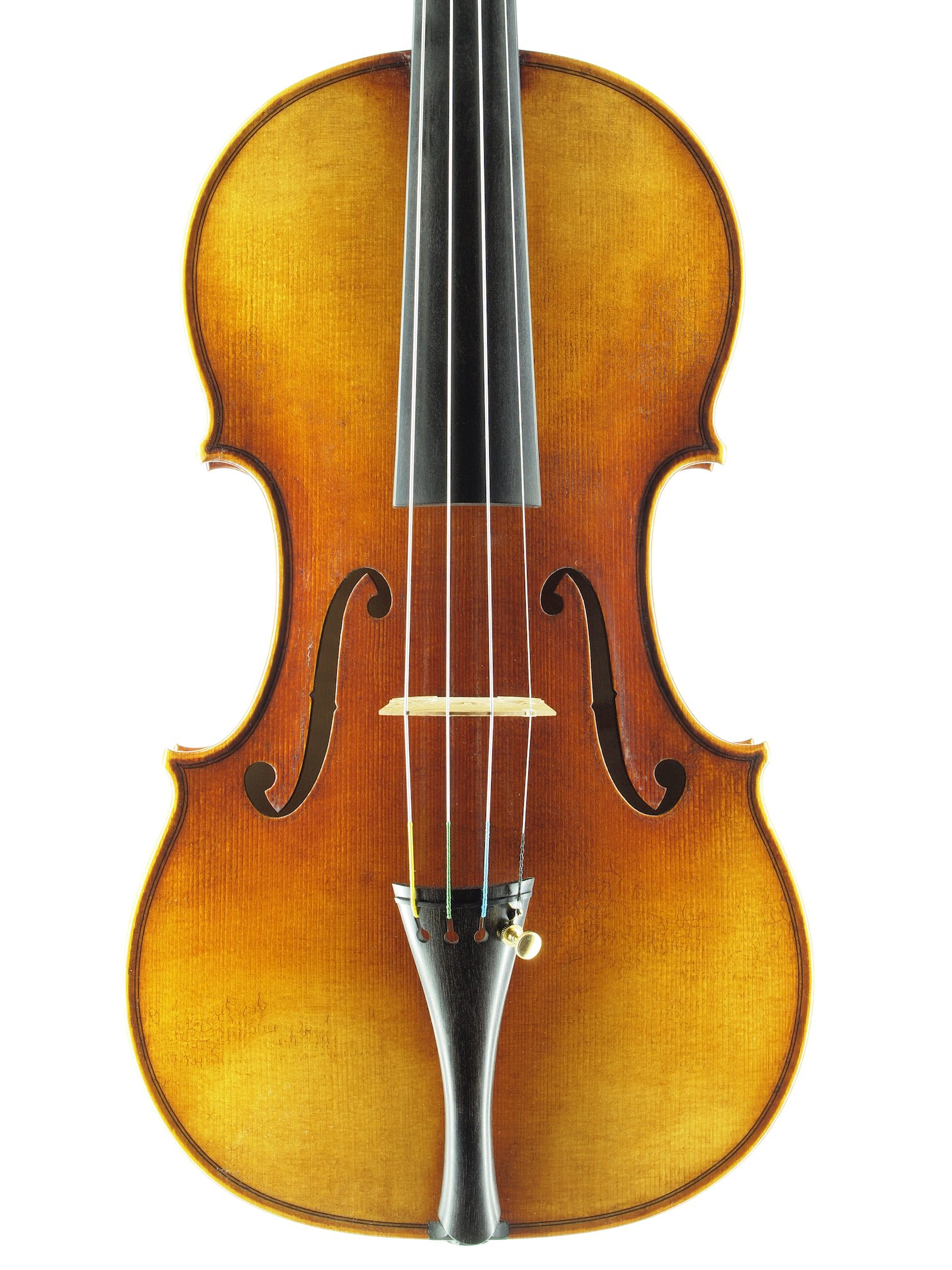 Violin based on the model of the 'Sauret' Guarneri del Gesu anno 1743 II