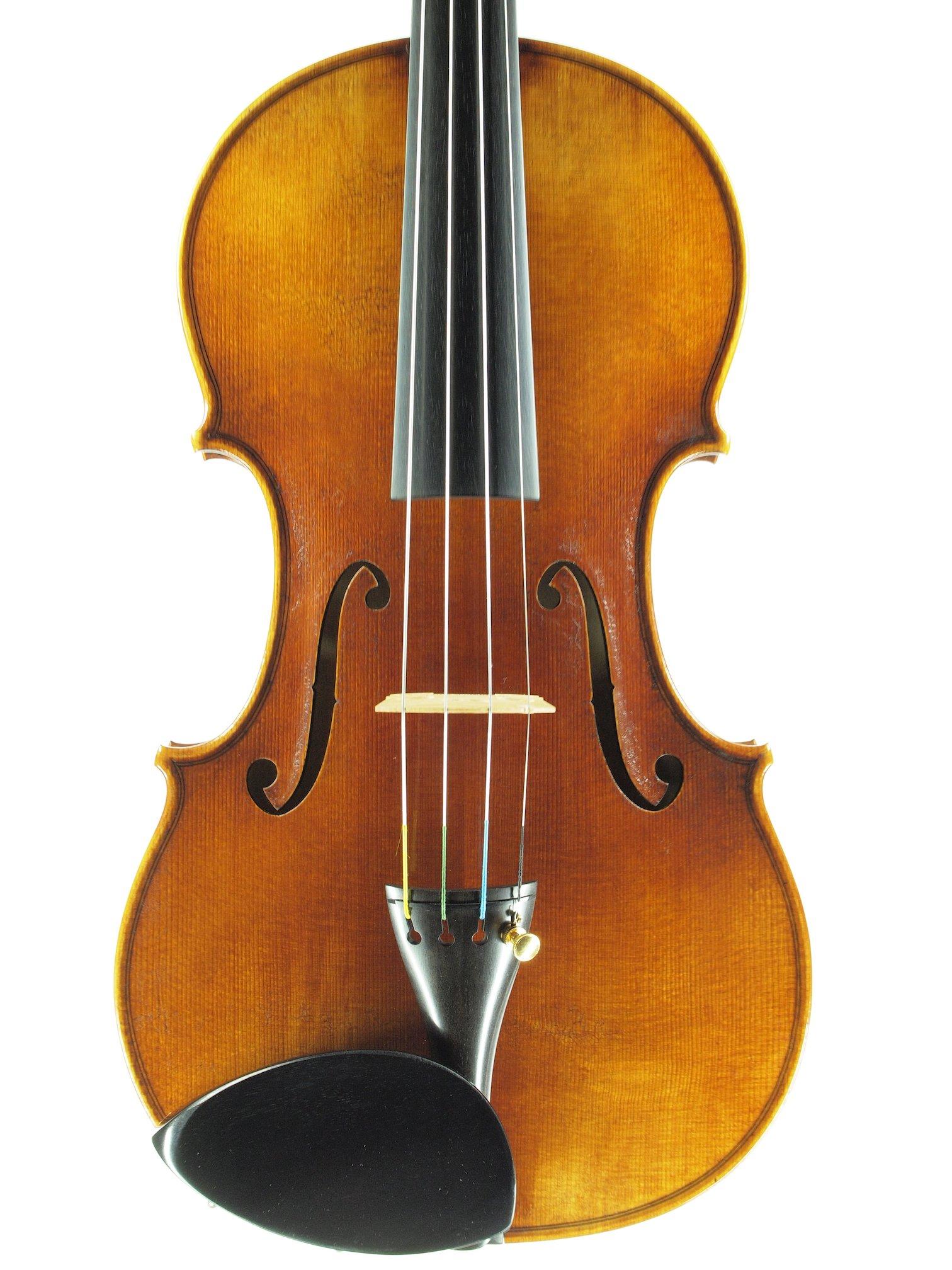 Violin based on the model of the 'Sauret' Guarneri del Gesu anno 1743 IV