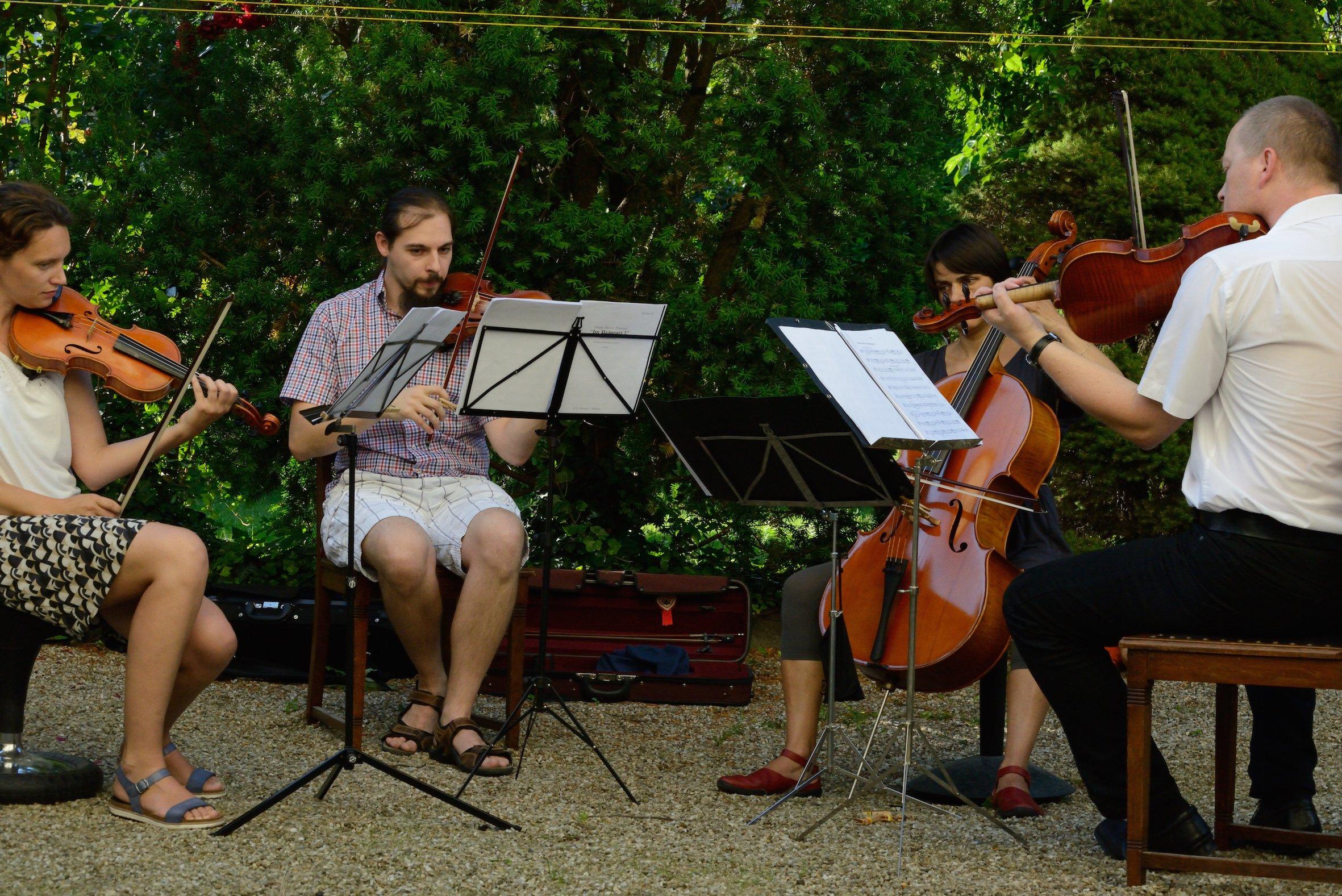 Quartett Moarhof
