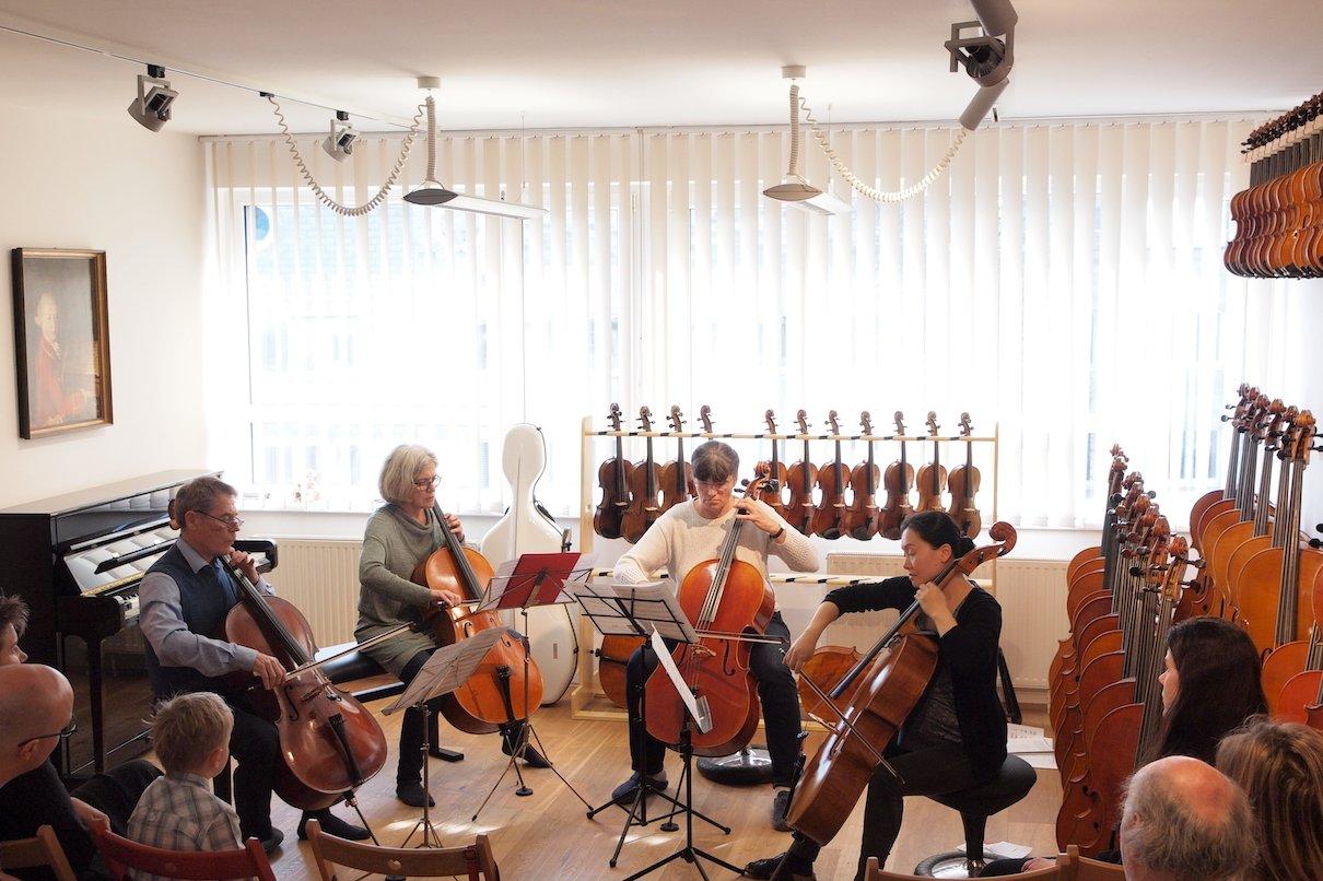 Celloensemble