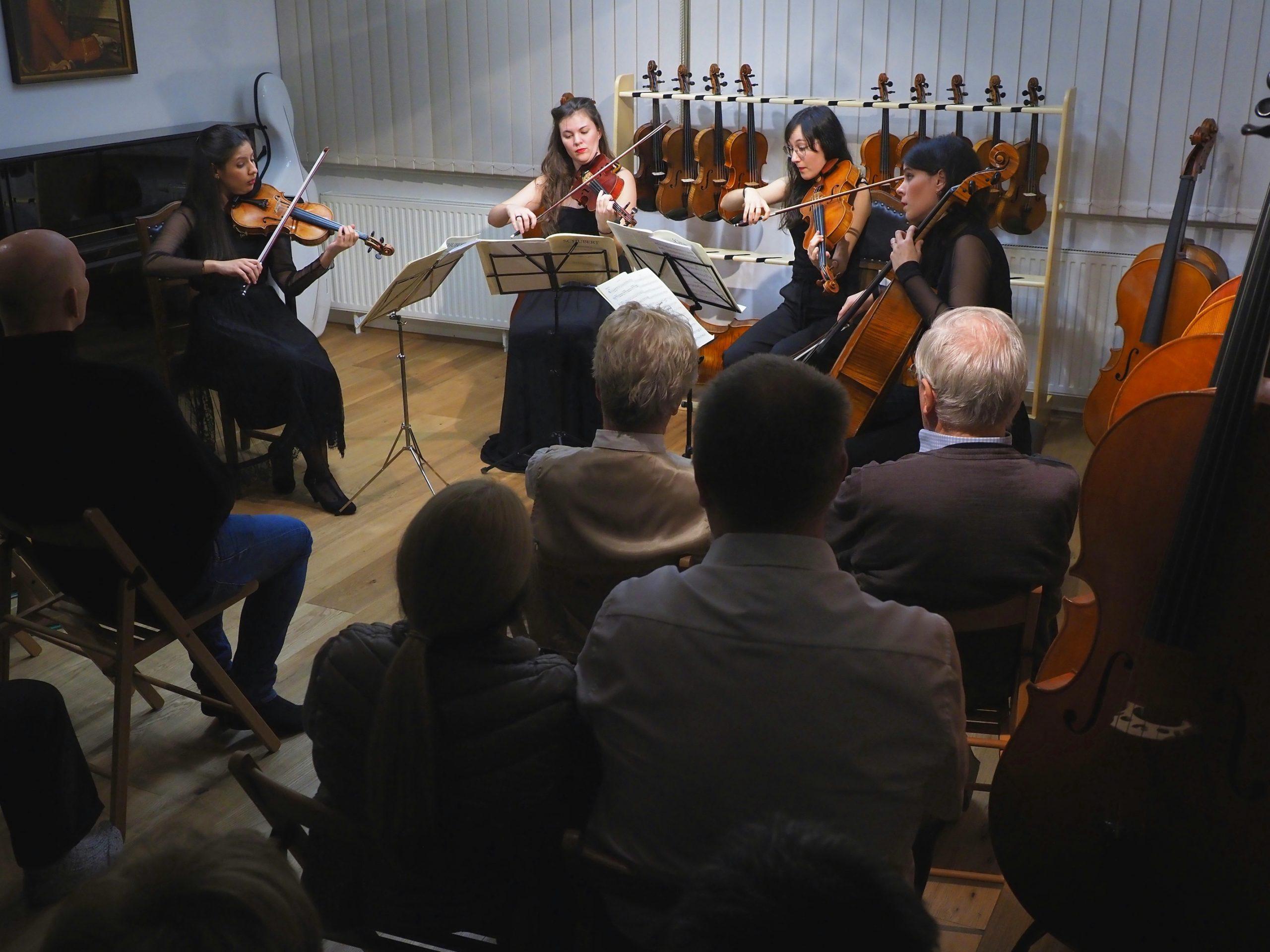 Arantius Quartett