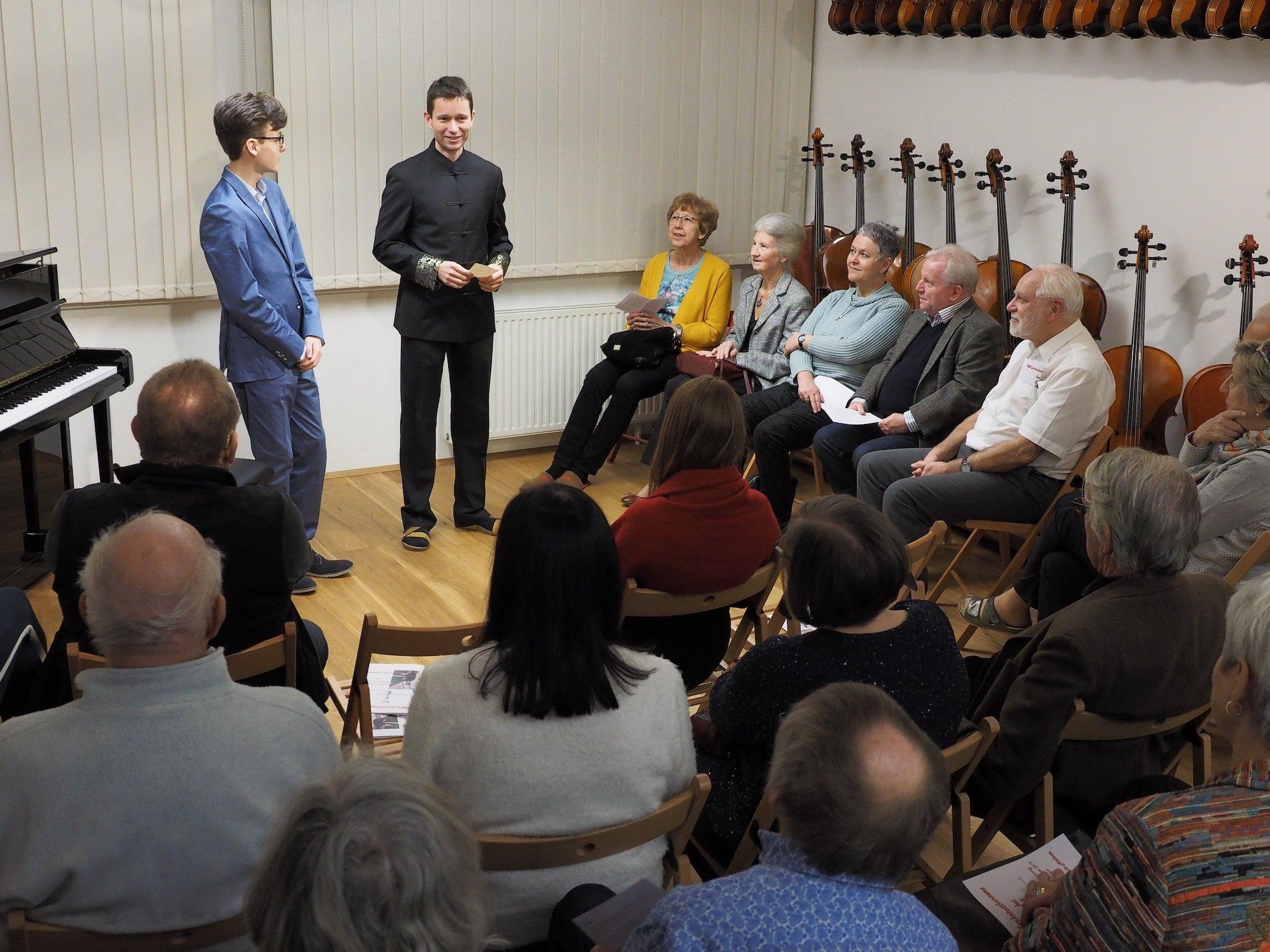 Konzert mit Felix Müllner
