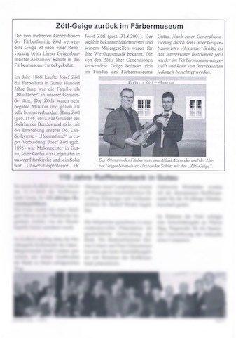 Amtsblatt Gem. Gutau, 21.12.2010