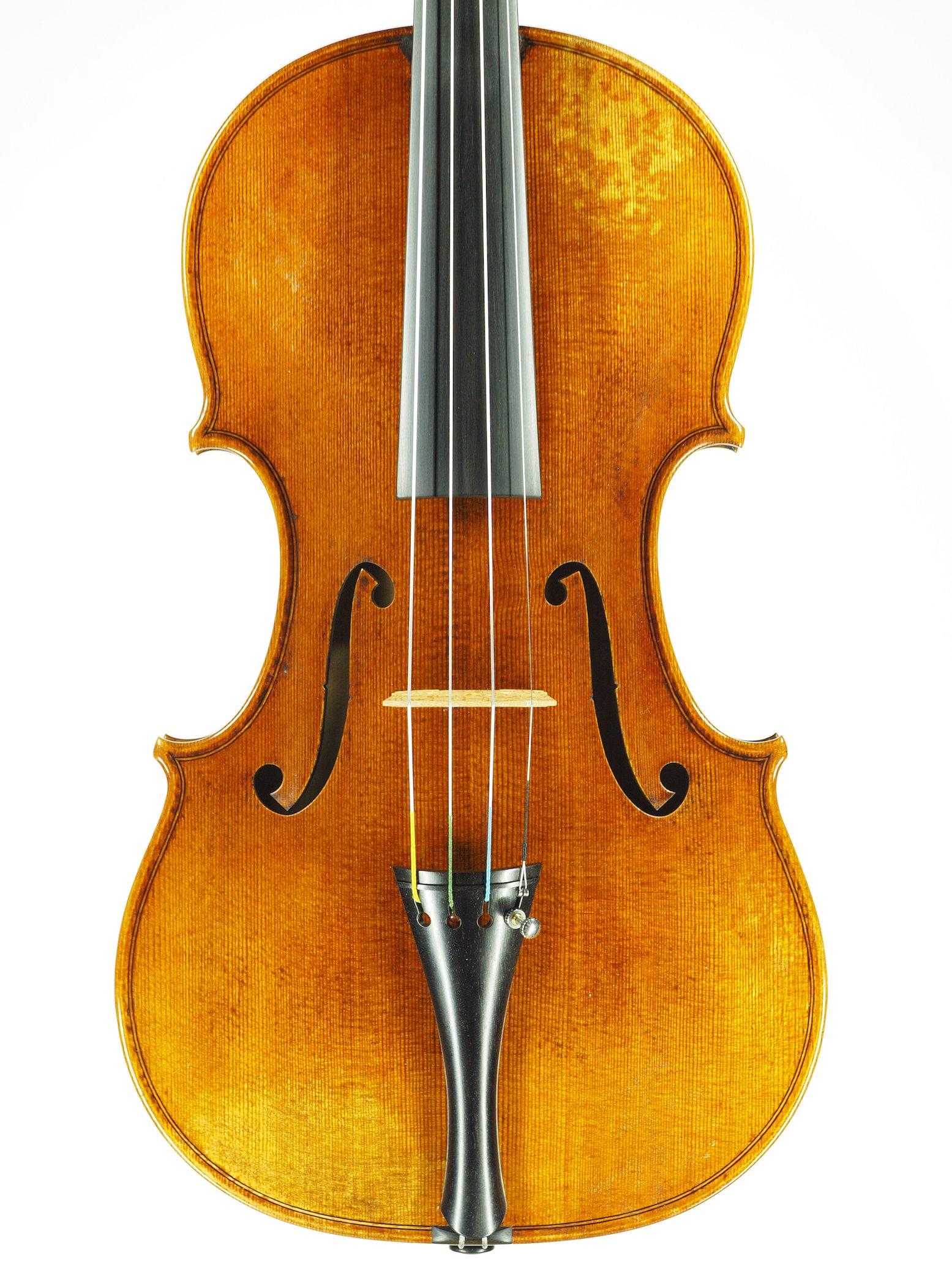 Violin based on the model of the 'Kochanski' Guarneri del Gesu anno 1741