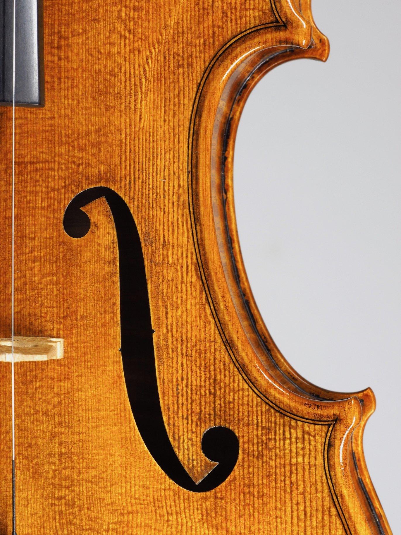 "Violin based on the model of the ""Kochánski"" Guarneri del Gesu anno 1741"