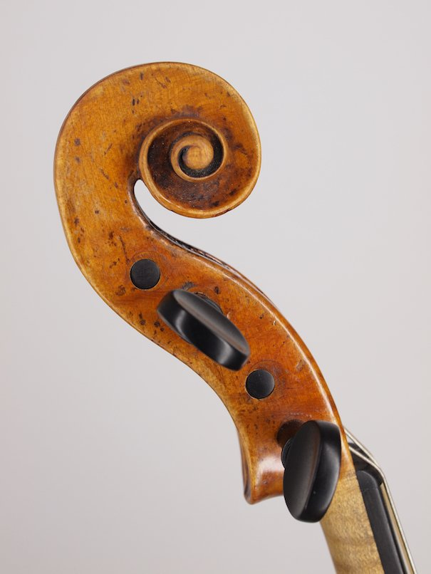 "Baroque violin ""Antony Posch, kay. Hofflauthenmacher in Vienna Anno 17th .."""