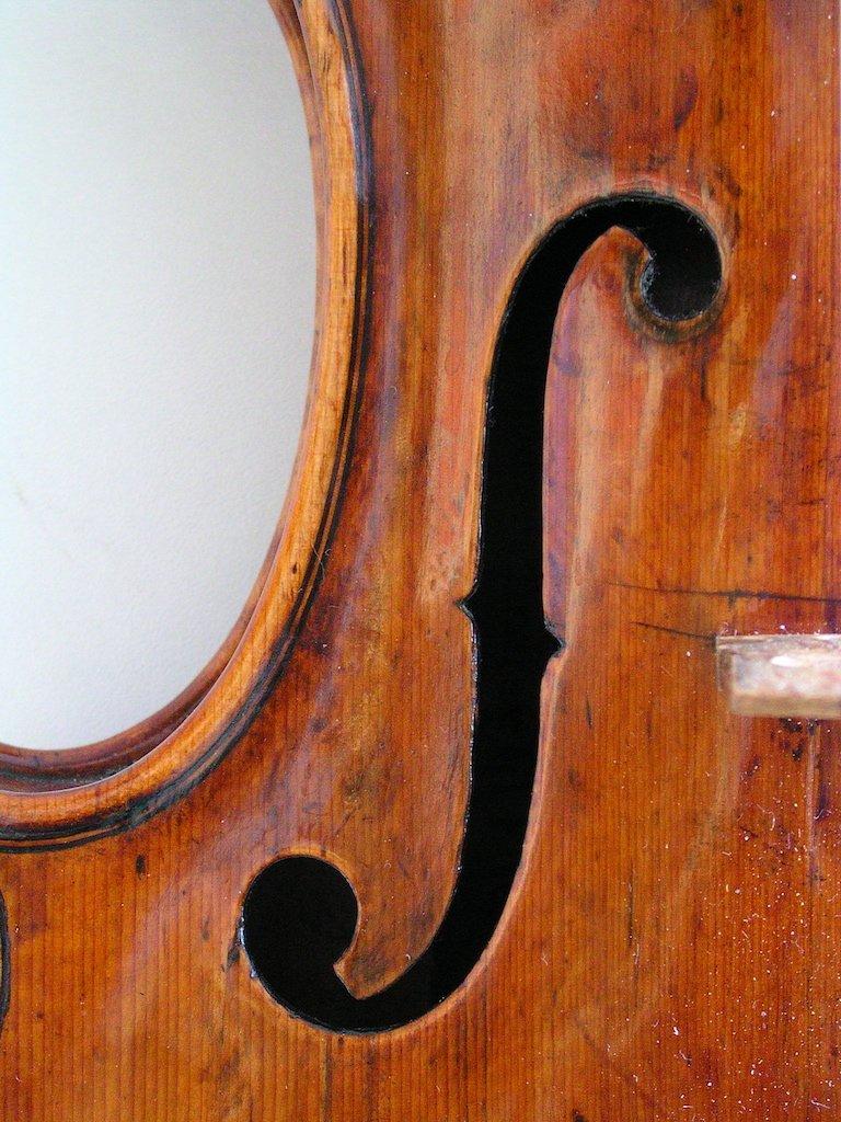 Violin by Antonio und Hieronymus Amati Cremona 1619,阿玛蒂小提琴,克雷莫纳1619