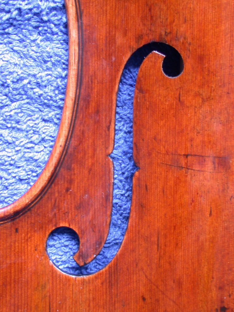 Violine Antonio und Hieronymus Amati Cremona 1619