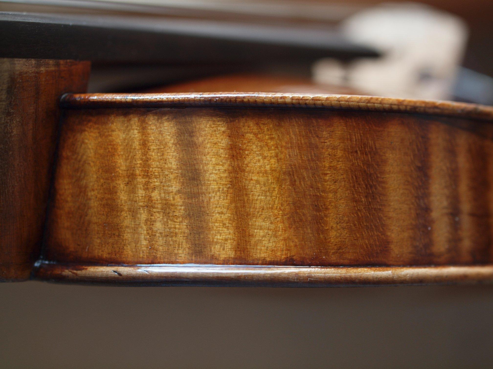 Violin by Domenicus Montagnana Venice 1734