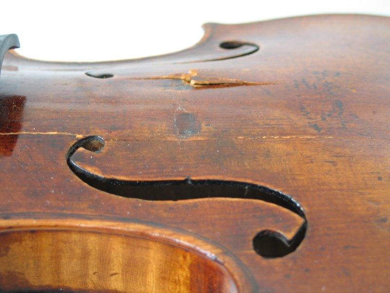 小提琴 Joannes Georgius et Antonius filius Staufer Vienna 1843,维也纳 1843