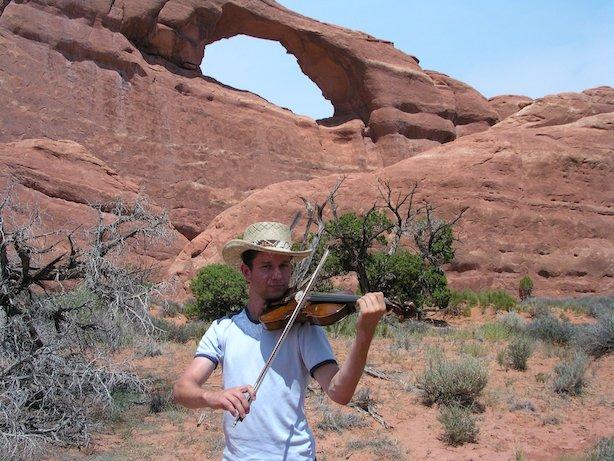 2004 Arches National Park USA