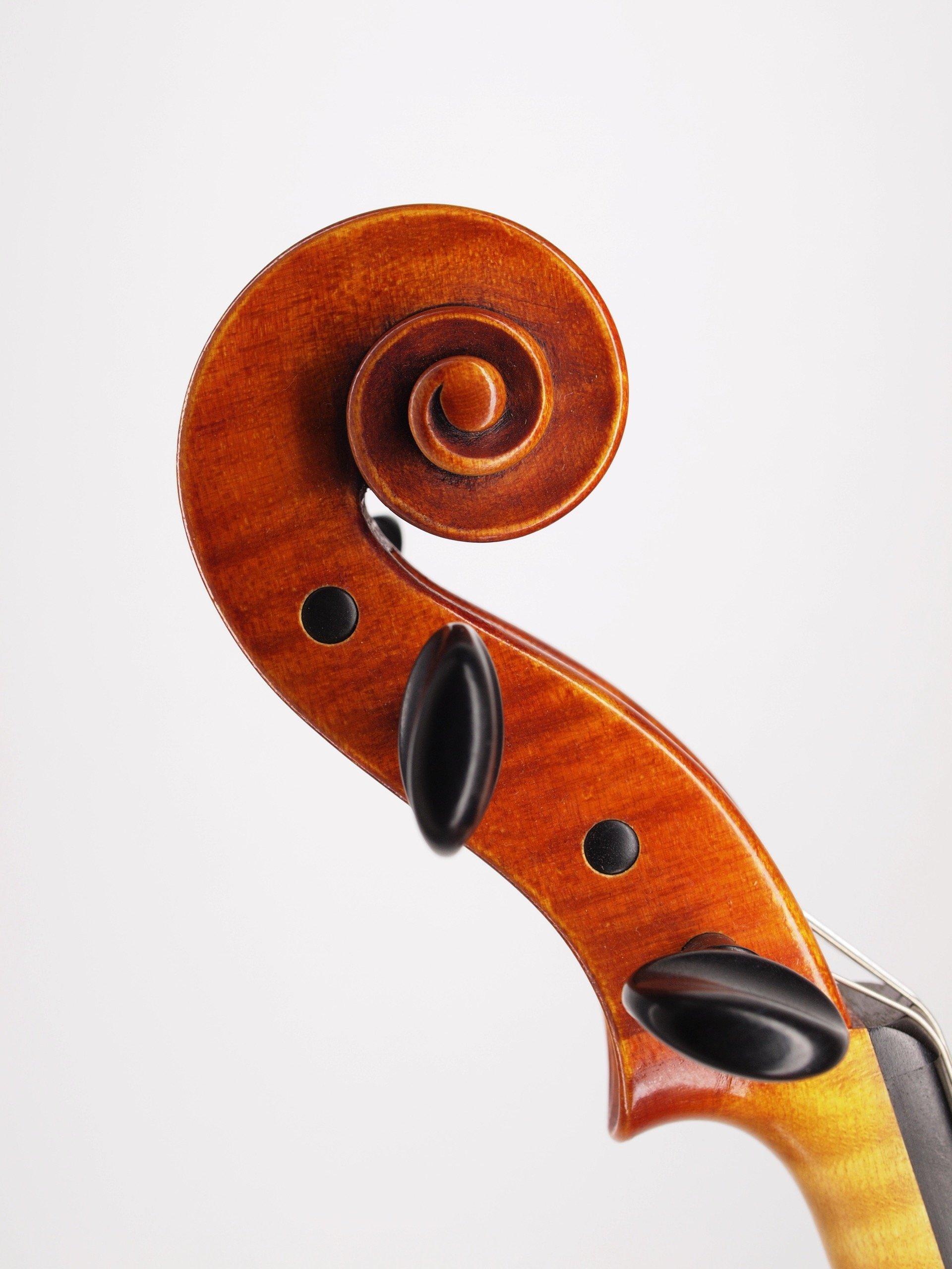"Violin ""Thomas Wörnle, Mittenwald 2010"""