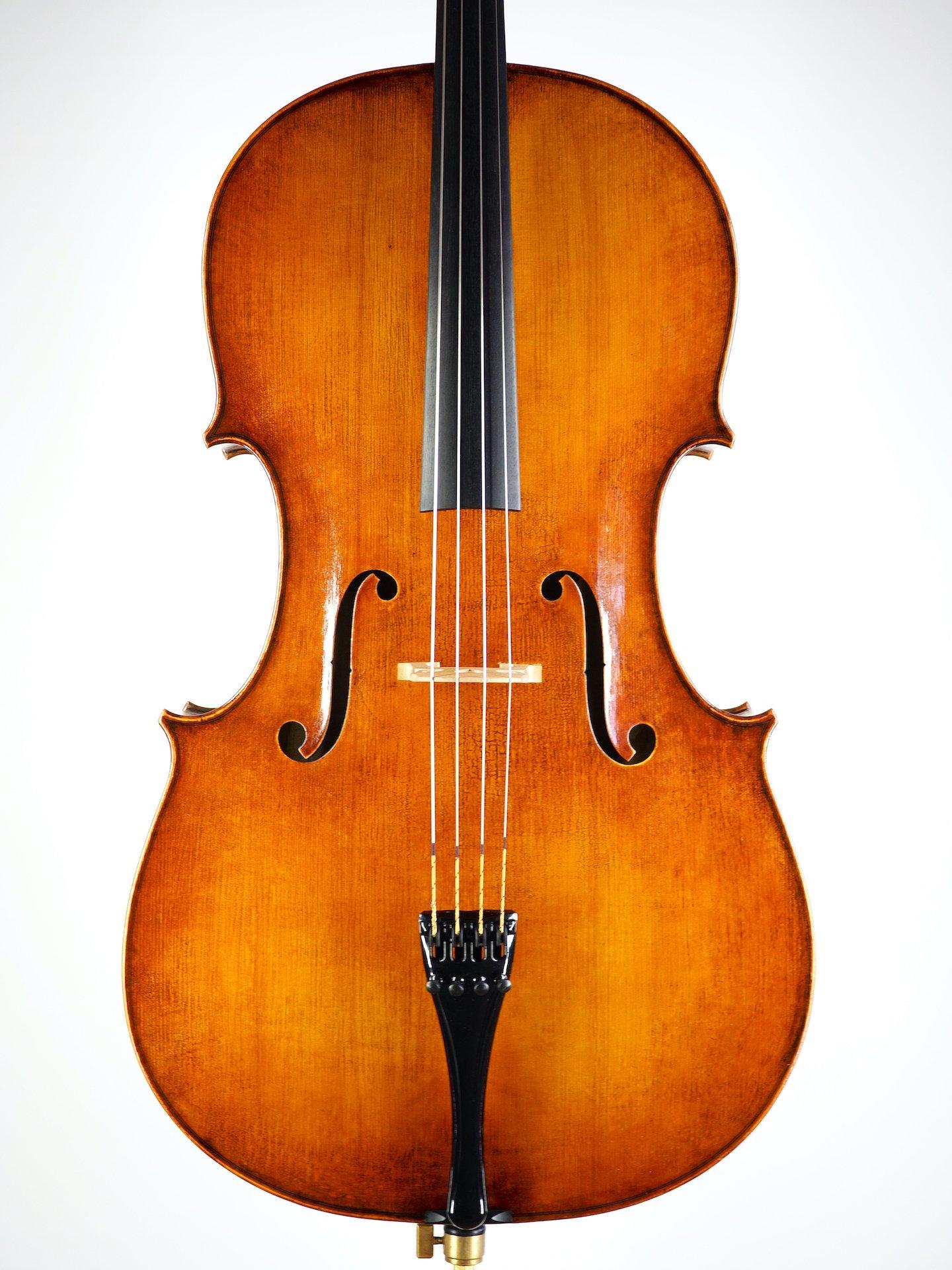 Cello Elisabeth Graml Linz 2021