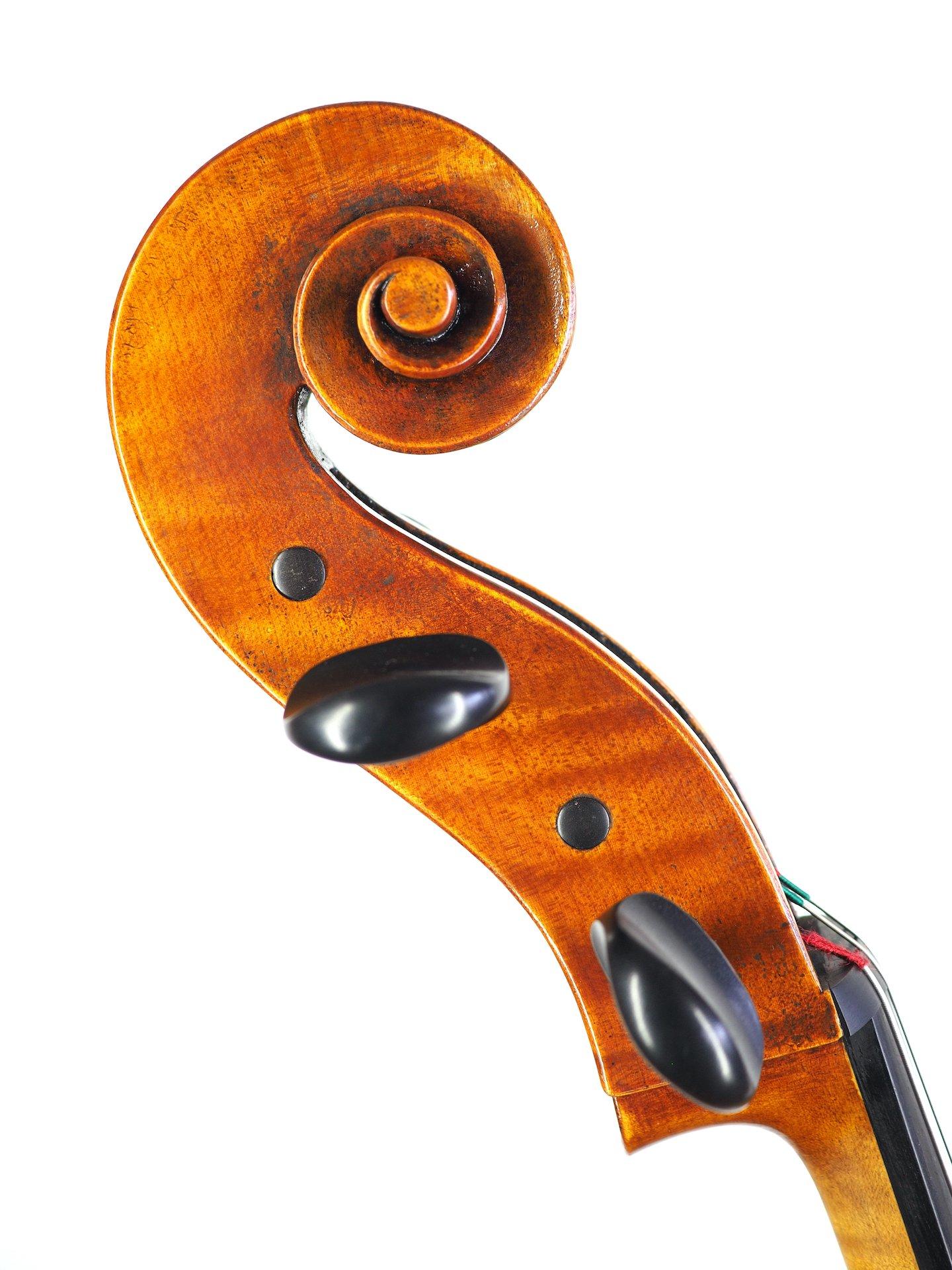 Cello Elisabeth Graml 2021 - Schnecke